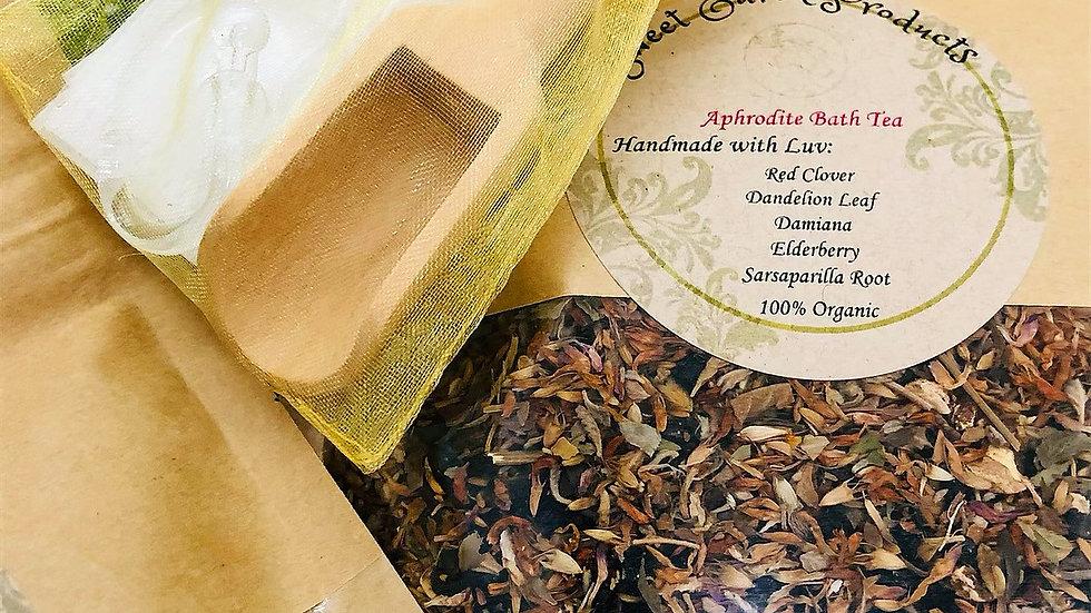 Aphrodite HHB Tea - Deluxe Spa