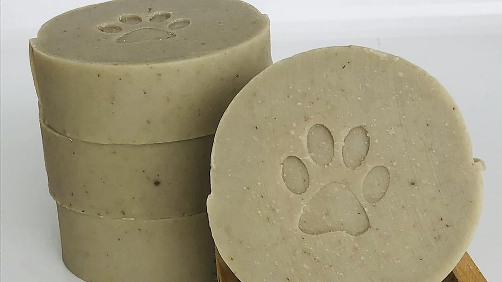 Puppy Power (Round) - Pooch Shampoo Bar