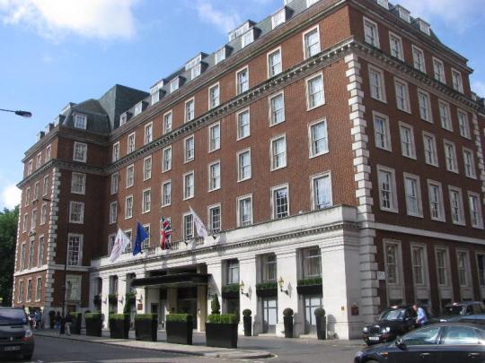 London Marriott Hotel, Grosvenor Sq