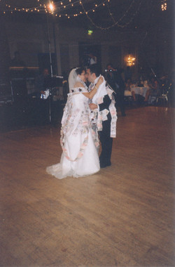 Brode & Groom First Dance