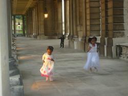 Children enjoying the venue