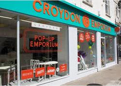 Pop up Shop - Croydon