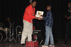 Presentation of Door Prize