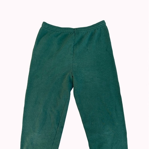 Unisex Green sweatpants
