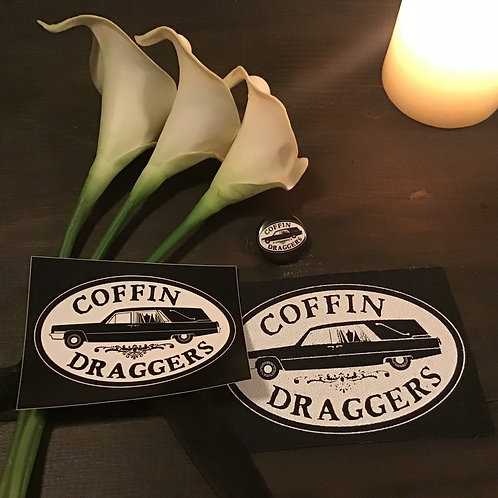 Coffin Draggers 3 Piece Accoutrement Combo