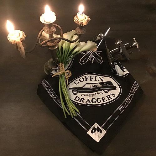 Coffin Draggers Fancy Bandana