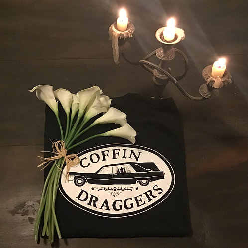 Coffin Draggers Classic Logo T-Shirt