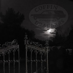 Coffin Draggers Cemetery Gates Promo Pic