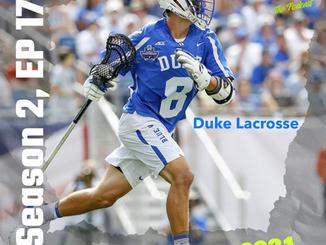 Joe Robertson: Duke Lacrosse