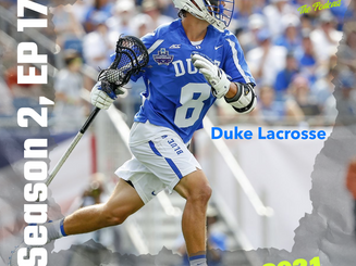 Joe Robertson: Duke Lacrosse