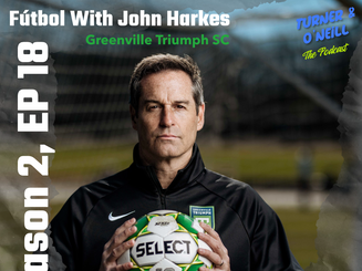 We've never covered soccer until the opportunity came about for John Harkes to Take A T-O.  Enjoy Episode 18, with UVA, MLS, English Premier League, Hall Of Famer, John Harkes! 5.13.2021