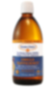 Omega Sufficiency Lemon Oil - US Label -