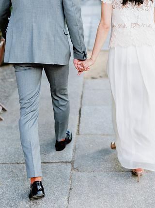 Hochzeitspaar Ehepaar