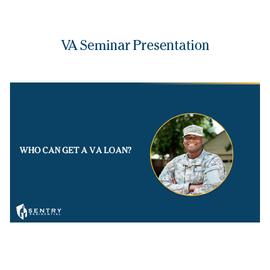 VA Seminar Presentation