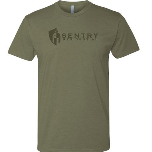Sentry Residential Tee - Green