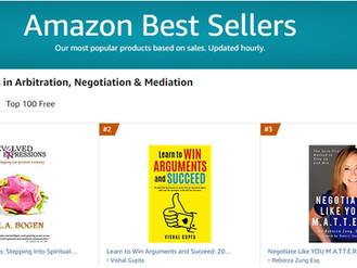 We Hit Bestseller on Amazon!