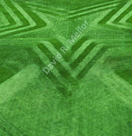 David Mellor field design, pattern installation