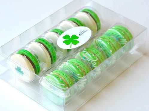 St.Patrick's Macaron Box