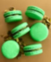 Delicious Pistachio Macarons