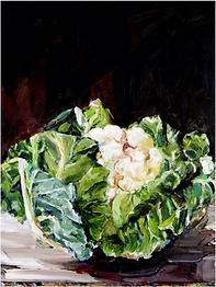 Stef Tarasov - Cauliflower First Place