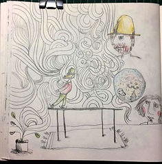 Skizzentagebuch-Illustration-Elisa-Kuzio