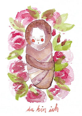 Baby-Geburtskarte-Illustration-Elisa-Kuz