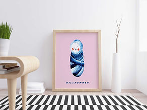 Elisa-Kuzio-Illustration-Frankfurt-am-Main-Baby