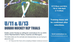 JUNIOR REPRESENTATIVE TRIALS