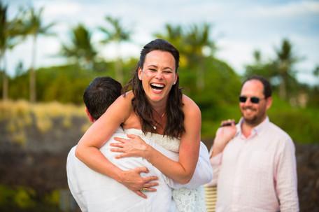 Kona Hawaii Wedding Photography