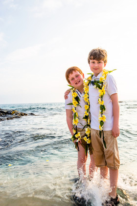 Kona Hawaii Wedding & Family Photography