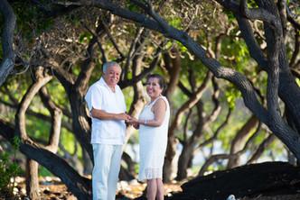 Kona Hawaii Vow Renewal