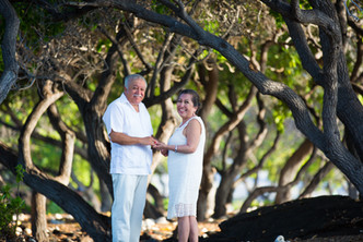 Kona Hawaii Vow Renewal