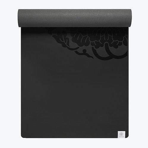 Performance Dry Grip Yoga Mat - Black