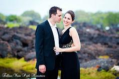 Have your Big Island Hawaii Sunset Wedding