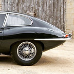 Jaguar E-Type FHC restoration