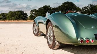 Aston Martin DB3S Recreation