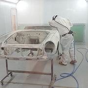 Classic car respray | Chippenham and Bath