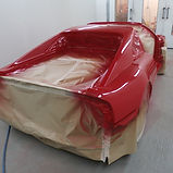 Ferrari restoration and respray | Chippenham and Bath