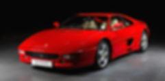 Ferrari F355 restoration