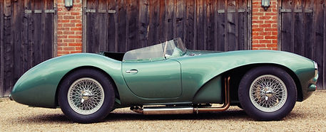 Aston Martin DB3S Recreation