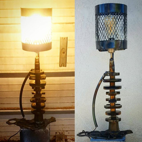 New lamp now available. 140$ shipped in