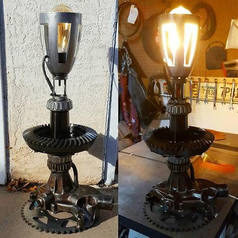 Lamp!_#fabrication #albuquerqueart #newm