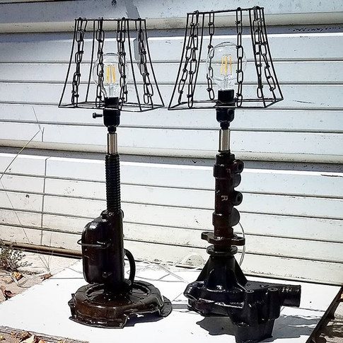 I have a couple more lamps available. 10