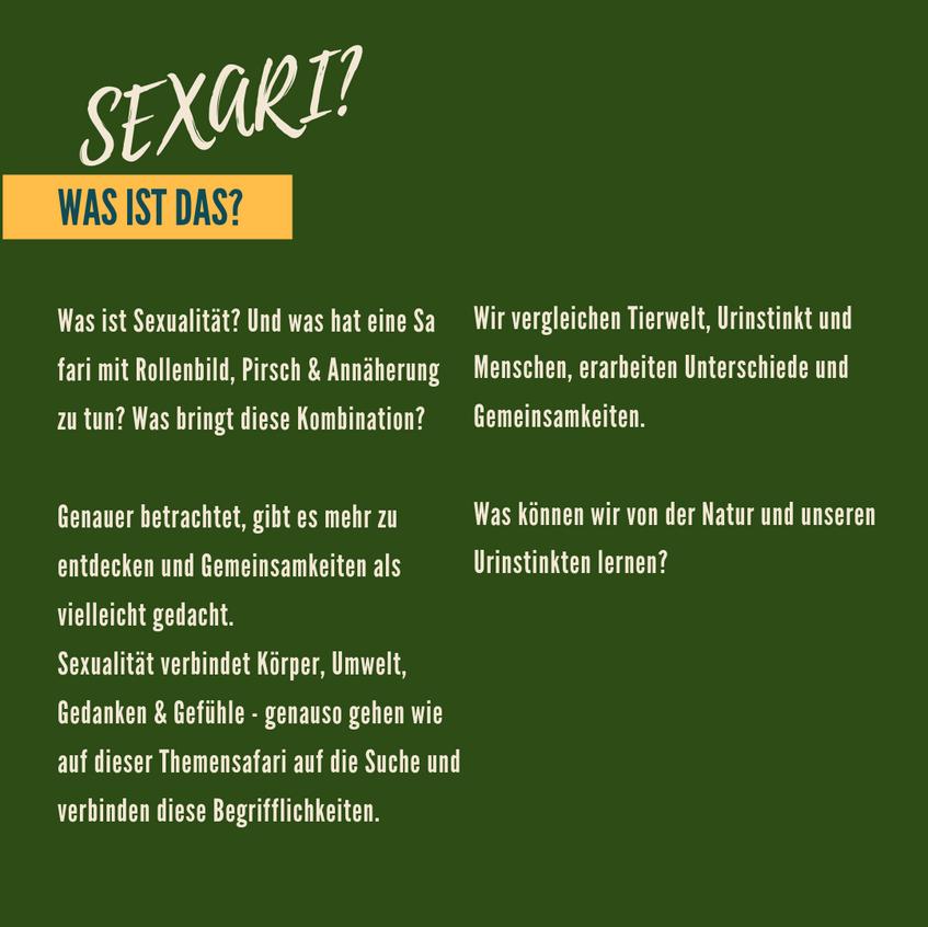 Sexari?