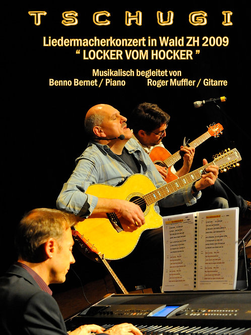 DVD - Locker vom Hocker
