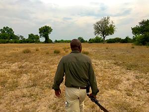 AGA Botswana Trails Guide Training