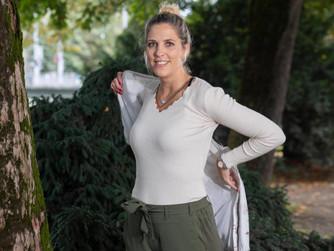Tagi-Sonntagszeitung: Die Ex-Bankerin, die jetzt Safaris anbietet