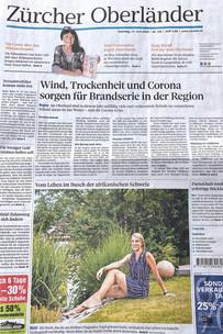 """Portrait im Zürcher Oberländer: Die """"perfekte Schweizerin"""", die ausgebrochen ist"""