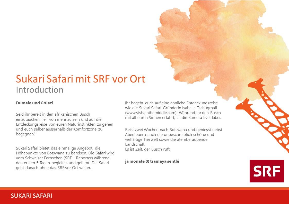 Flyer_Sukari Safari_SRF