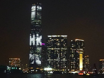 Hong Kong's zwei Gesichter